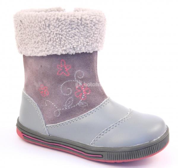 ce0ada5af440 Zimní boty Protetika Kern Purple