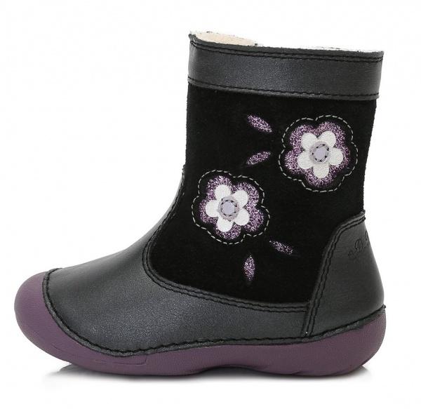 D.D.step zimní boty 015-159B. Dívky. Dětské ... 72013f34be