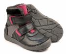 Dětská zimní obuv D.D step 023-804BM