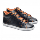 Zaqq QQQ Mid Black orange