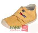 Fare Bare kožené botičky 5012281