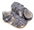 Ef Barefoot sandálky Jeans