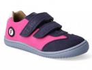 Filii barefoot W Sneaker Leguan textile pink