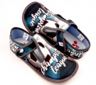 Ef barefoot 395 popiel Champion
