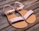 Barefoot sandále Be Lenka Grace - Rose