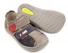 Fare Bare kožené sandály 5161261