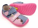 Fare Bare kožené sandály 5161251