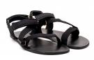 Barefoot sandále Be Lenka Flexi Black