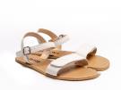 Barefoot sandále Be Lenka Grace - White