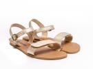 Barefoot sandále Be Lenka Grace - Gold
