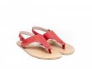 Barefoot sandále Be Lenka Promenade Red