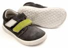 Jonap barefoot B1SV šedo/zelená