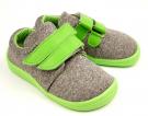 Beda Boty Barefoot SoftShell Lime