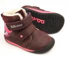 D.D. step zimní Barefoot 070-90A
