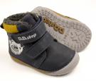 D.D. step zimní Barefoot 070-518