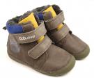 D.D. step zimní Barefoot 070-518A