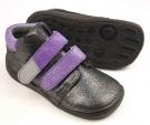 Beda Boty Barefoot Dark Violette