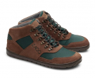 Zaqq Hiqe Mid Brown Green Waterproof