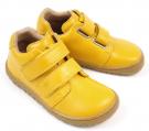 Lurchi barefoot Noah Nappa Yellow