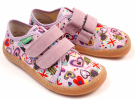 Tenisky Froddo barefoot Lilac 1700283-2
