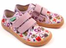 Tenisky Froddo barefoot Lilac 1700283-2B