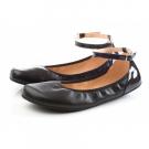 Barefoot balerínky TULIP II Black
