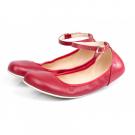Barefoot balerínky TULIP II Cherry