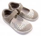 Jonap barefoot Slim B14S šedá
