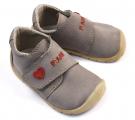 Fare Bare kožené botičky 5012262
