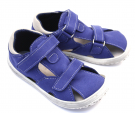 Jonap barefoot B8MF modrá