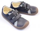 Bundgaard celoroční chlapecké boty Walker Blue