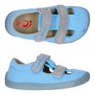 Barefoot sandálky 3BE25/4R