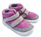 Jonap Barefoot dívčí podzimní boty Bella