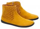 Zaqq Qylie Camel Dámská barefoot obuv