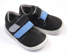 Jonap celoroční barefoot boty š.modré