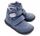 Jonap Barefoot chlapecké boty B3SV s membránou modrá