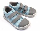 Jonap Barefoot celoroční chlapecké boty B16M mint