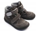 Jonap Barefoot chlapecké boty B3SV s membránou šedá