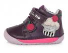 D.D. step Barefoot dívčí celoroční boty S070-612