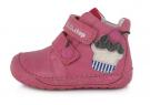 D.D. step Barefoot dívčí celoroční boty S070-612A