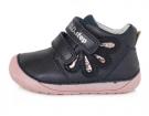 D.D. step Barefoot dívčí celoroční boty S070-80