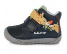 D.D. step Barefoot chlapecké celoroční boty S070-880