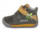D.D. step Barefoot chlapecké celoroční boty S070-880A