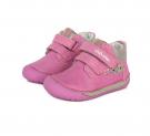 D.D. step Barefoot dívčí celoroční boty S070-520B