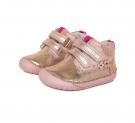 D.D. step Barefoot dívčí celoroční boty S070-520C