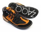 Zaqq Esqape Black Orange outdoorová obuv
