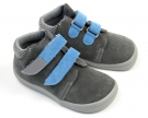 Beda Barefoot Robin chlapecké podzimní boty s membránou  BF 0001/W/M/2