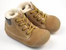 Lurchi dětské zimní botičky Tan