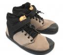 Zimní boty Pegres Barefoot BF40 Capuccino