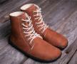 BeLenka Winter Barefoot Cognac